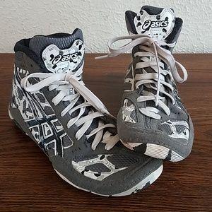 Asics Men's Wrestling Shoes SZ 7.5